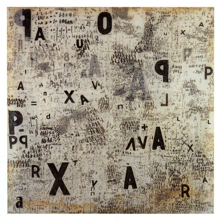 Mira  Schendel — AWARE Women artists / Femmes artistes