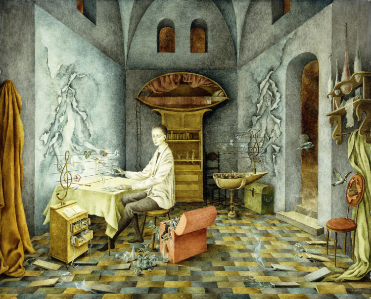 Remedios Varo — AWARE Women artists / Femmes artistes