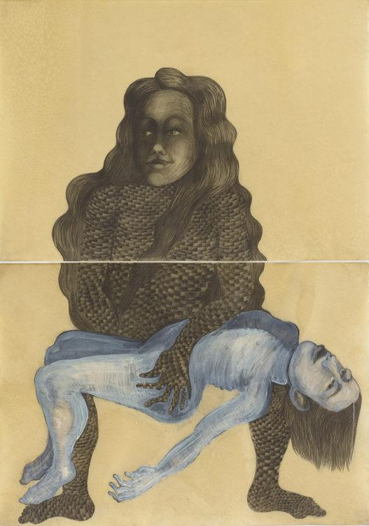 Sandra Vásquez de la Horra — AWARE Women artists / Femmes artistes