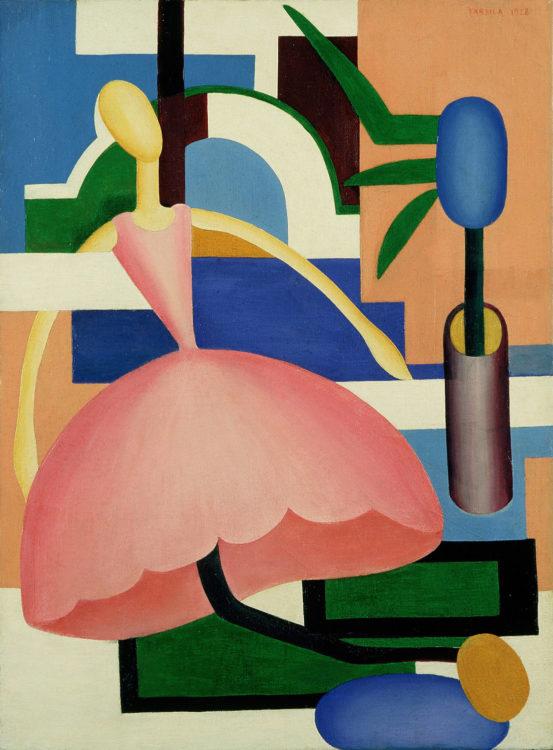 Tarsila do Amaral — AWARE Women artists / Femmes artistes