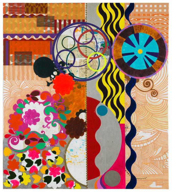 Beatriz Milhazes — AWARE Women artists / Femmes artistes