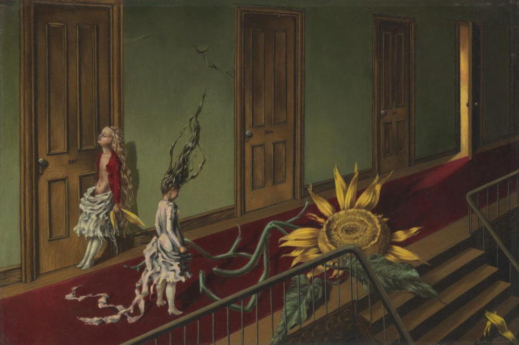 Dorothea Tanning — AWARE Women artists / Femmes artistes