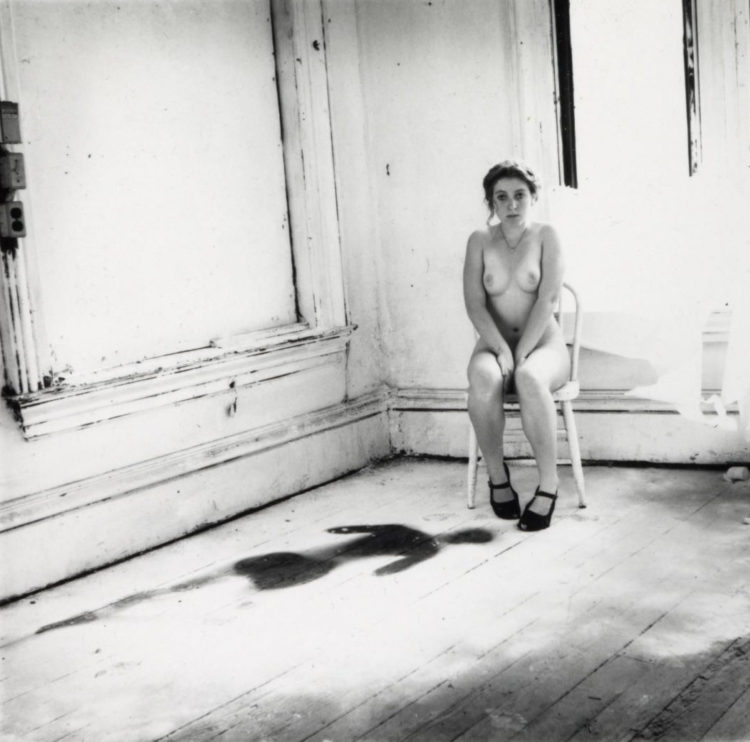 Francesca Woodman — AWARE Women artists / Femmes artistes