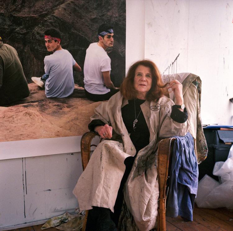 Jacqueline de Jong - AWARE
