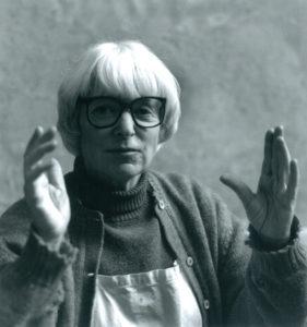 Claude de Soria — AWARE Women artists / Femmes artistes