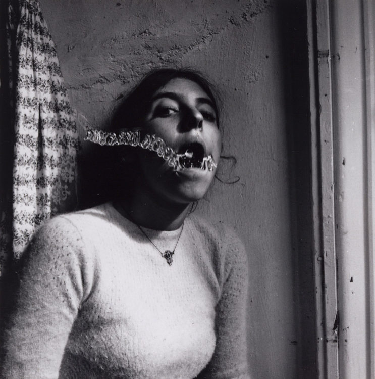 Francesca Woodman - AWARE