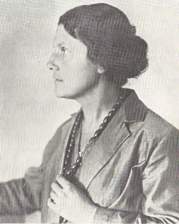 Nadejda Andreevna  Oudaltsova - AWARE