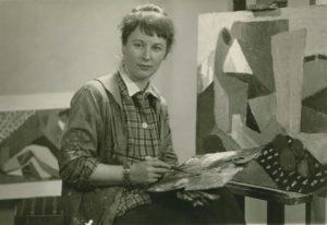 Nína  Tryggvadóttir — AWARE Women artists / Femmes artistes