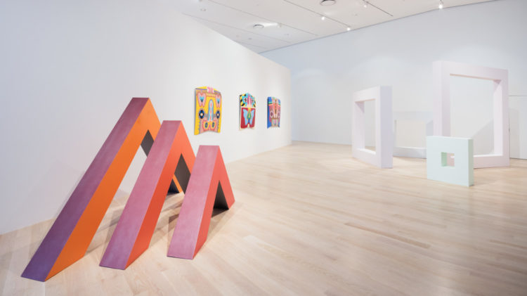 Judy Chicago: Beyond <i>The Dinner Party</i> - AWARE