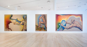 Judy Chicago: Beyond <i>The Dinner Party</i> - AWARE Artistes femmes / women artists