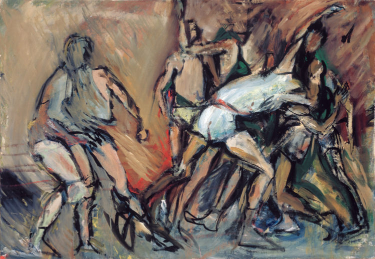 Elaine de Kooning — AWARE Women artists / Femmes artistes