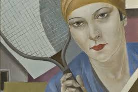 The Story of One Painting: Tennis Player - AWARE
