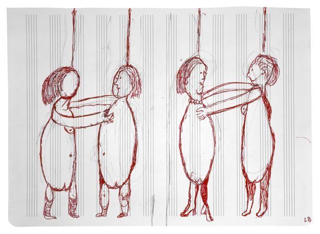 Louise Bourgeois, the eternal thread - AWARE