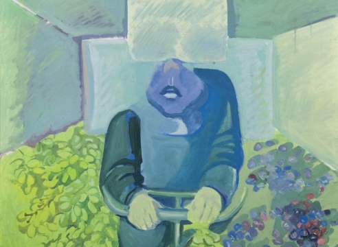 Maria Lassnig, The Klewan Collection - AWARE