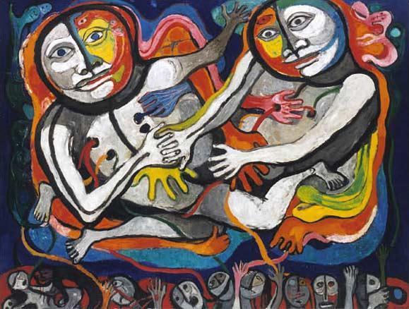 Yo soy mi propia musa. Pintoras latinoamericanas de entreguerras (1919–1939) - AWARE