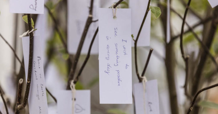 Yoko Ono: Poetry, Painting, Music, Objects, Events, and Wish Trees - AWARE
