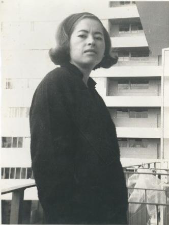Teresa Burga - AWARE