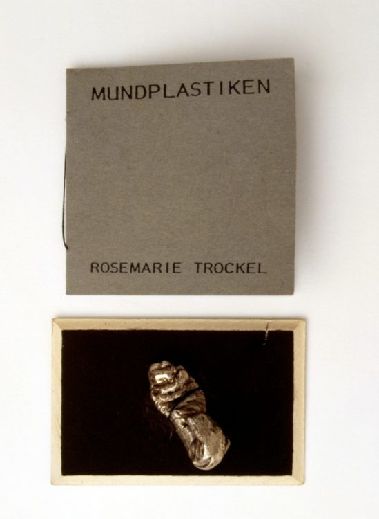 Rosemarie Trockel — AWARE Women artists / Femmes artistes