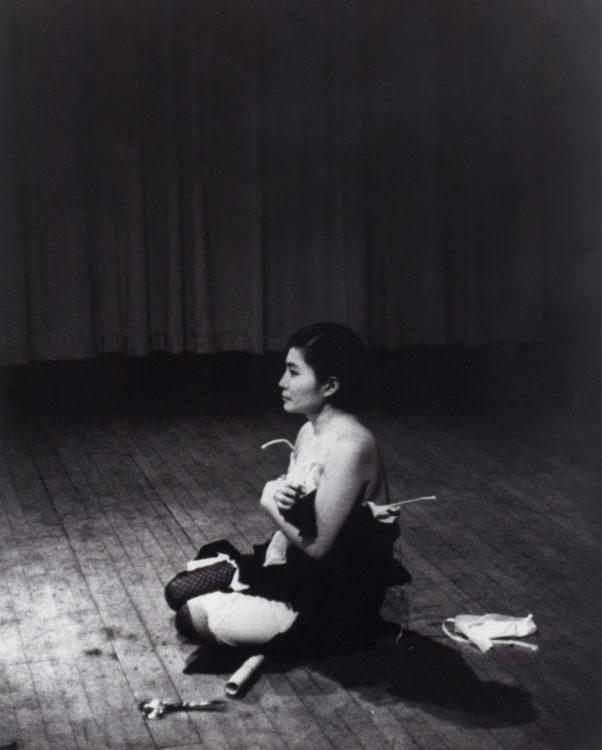 Yoko Ono — AWARE Women artists / Femmes artistes