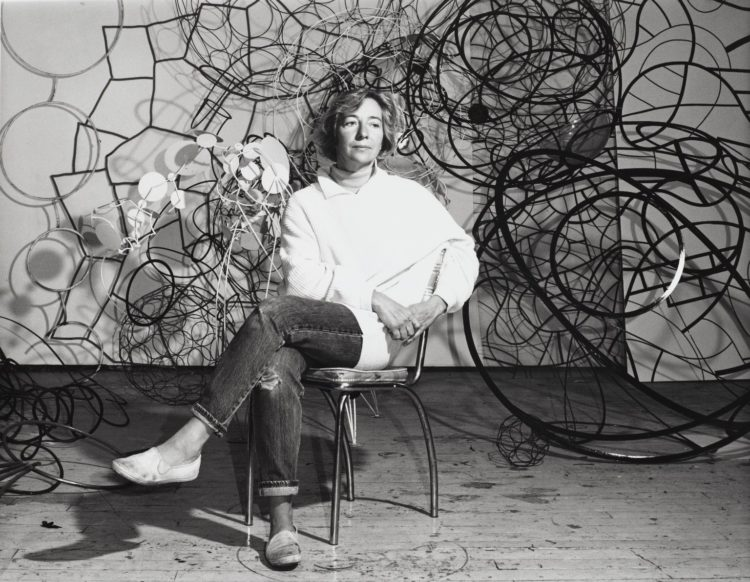 Judy Pfaff - AWARE