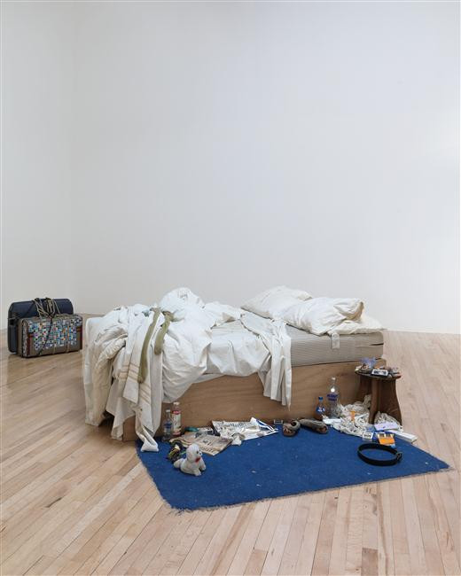 Tracey Emin — AWARE Women artists / Femmes artistes