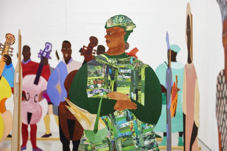 Visites du 8 - AWARE Artistes femmes / women artists
