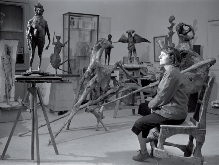 Germaine Richier, la Magicienne - AWARE