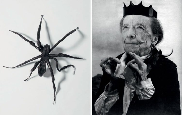 Louise Bourgeois in Focus - AWARE