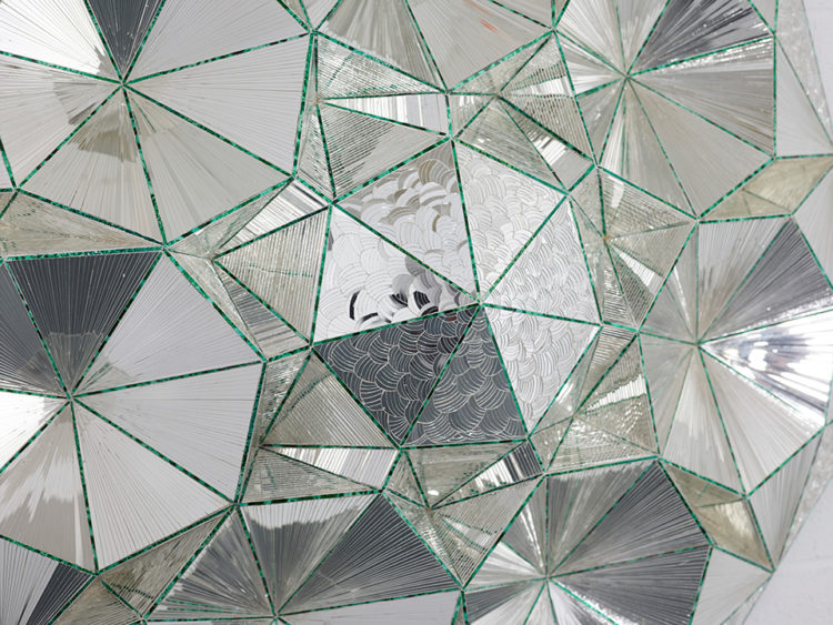Monir Shahroudy Farmanfarmaian: Sunset, Sunrise - AWARE