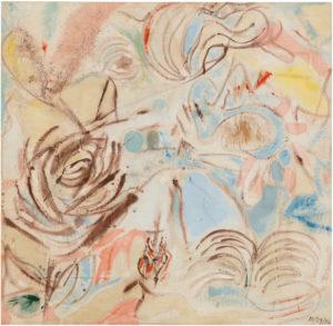 Helen Frankenthaler, le triomphe de la couleur - AWARE Artistes femmes / women artists