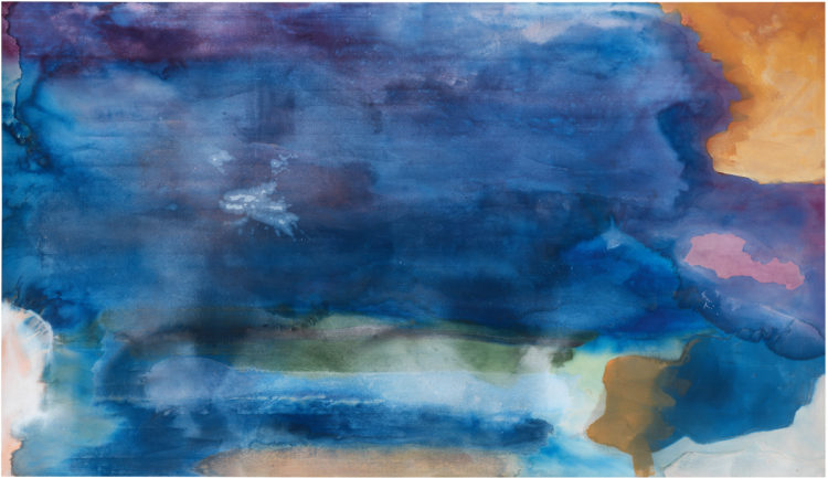 Helen Frankenthaler: the triumph of colour - AWARE