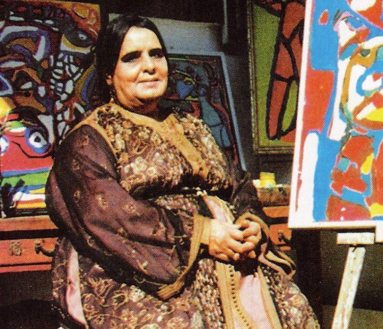 Chaïbia Talal - AWARE