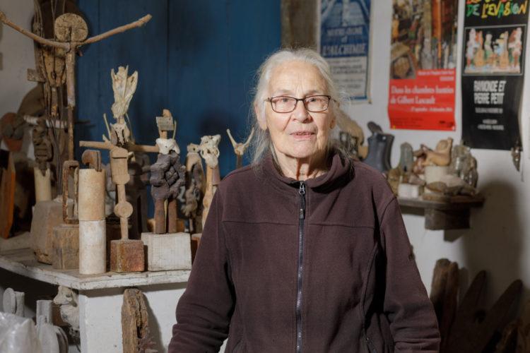 Claudine Monchaussé - AWARE