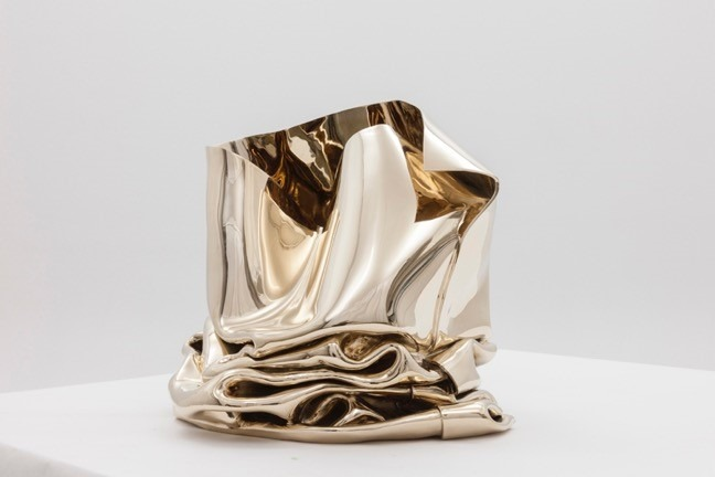 Alyson Shotz: Un/Folding - AWARE