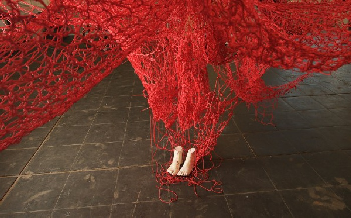 Chiharu Shiota, Me Somewhere Else - AWARE