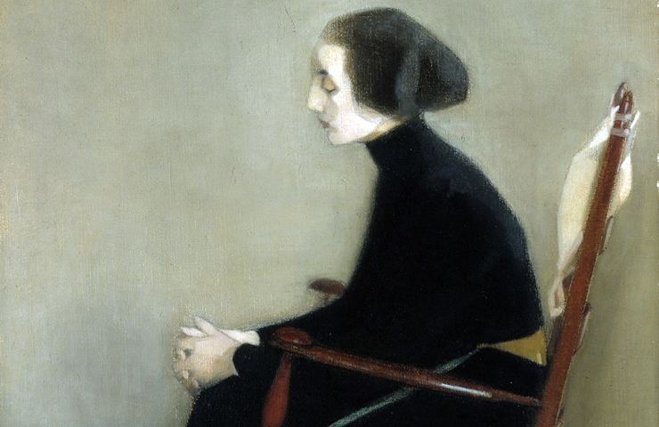 Helene Schjerfbeck: Through My Travels I Found Myself - AWARE