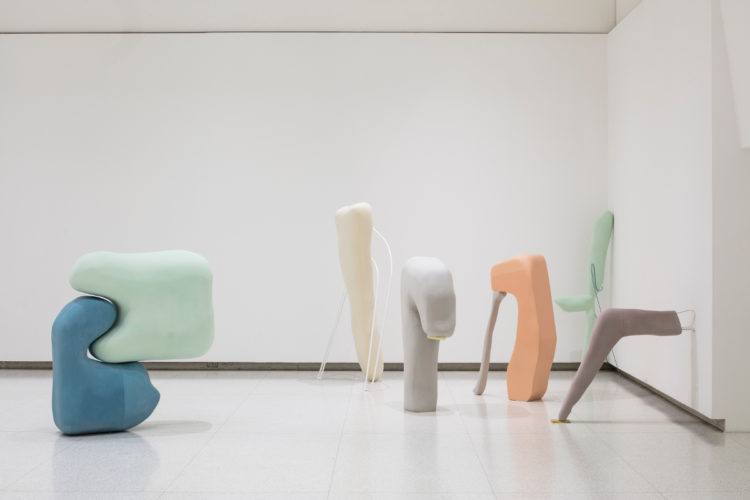 Nairy  Baghramian — AWARE Women artists / Femmes artistes