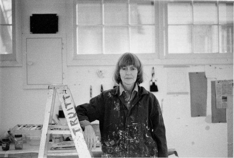 Anne Truitt - AWARE