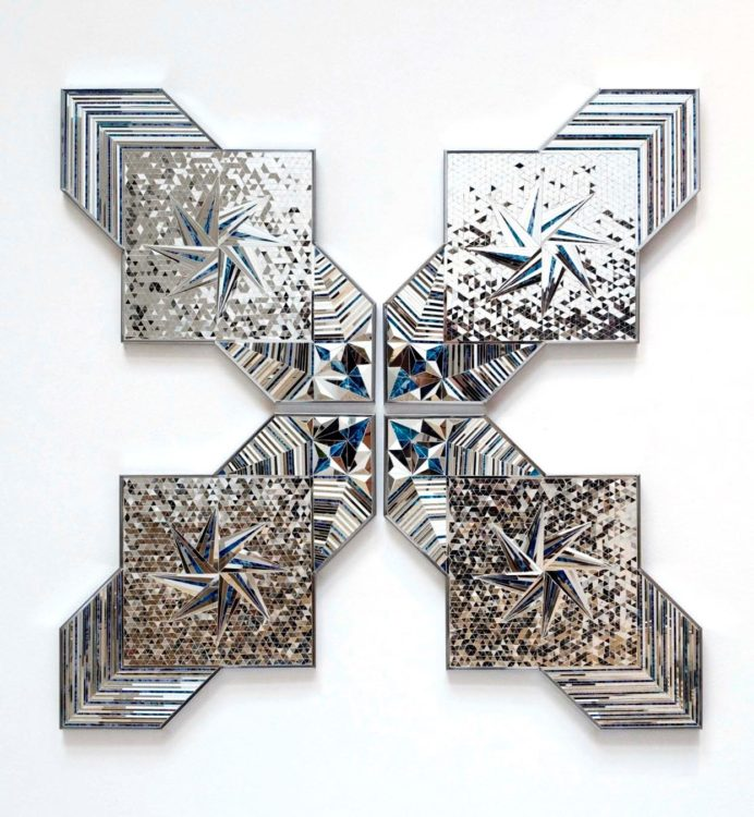 Monir Shahroudy  Farmanfarmaian — AWARE Women artists / Femmes artistes
