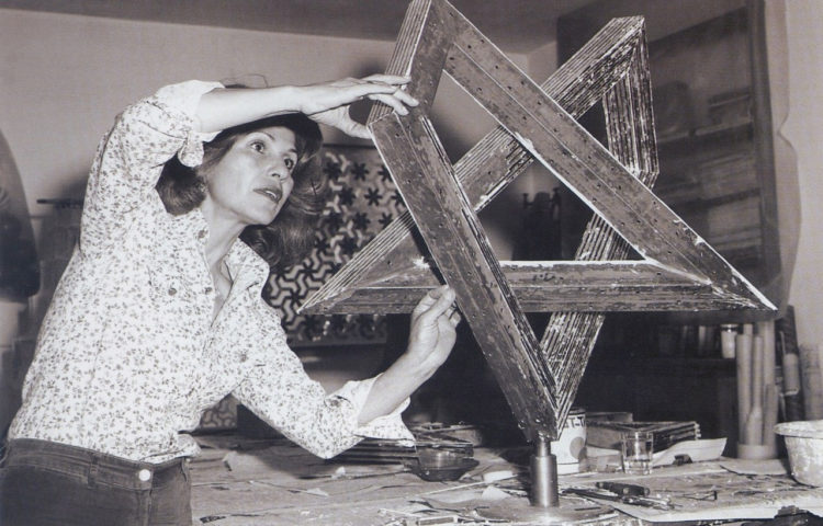 Monir Shahroudy  Farmanfarmaian - AWARE