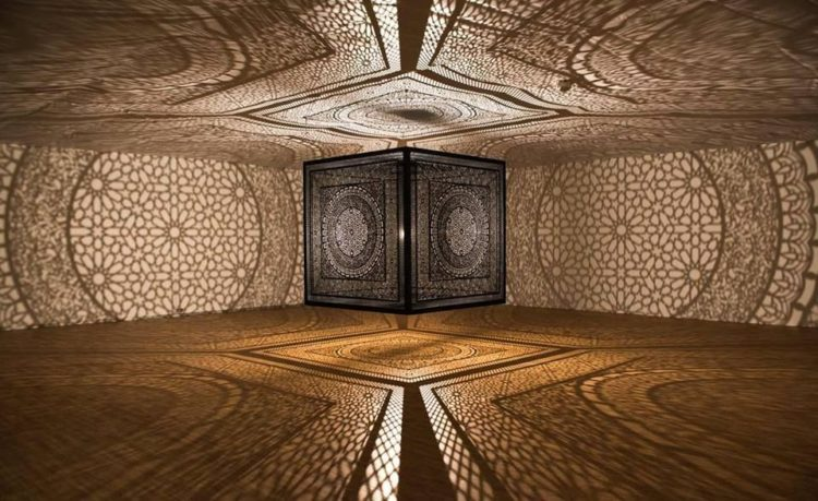 Anila Quayyum Agha: Between Light and Shadow - AWARE