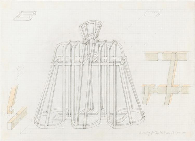 Diane Simpson: Sculpture, Drawing, Prints 1976–2014 - AWARE