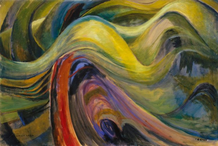 Rapture, Rhythm and the Tree Of Life – Emily Carr and Her Female Contemporaries - AWARE