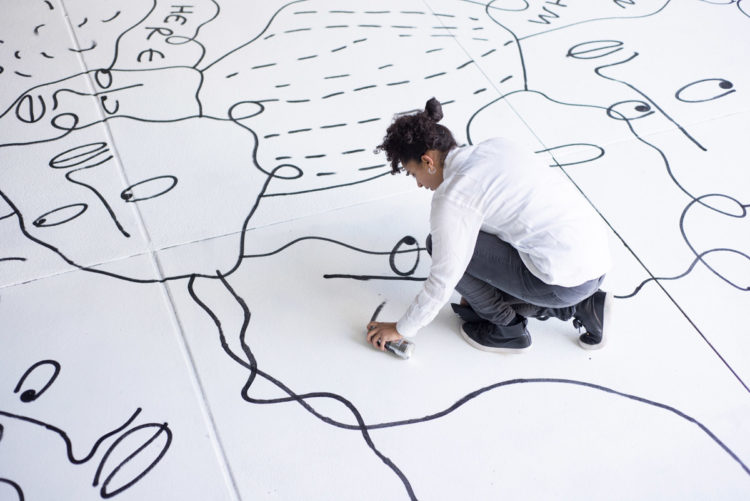NEW/NOW: Shantell Martin - AWARE