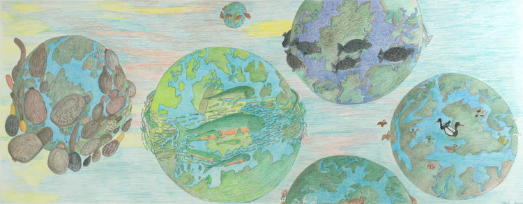 Shuvinai Ashoona: Mapping Worlds - AWARE