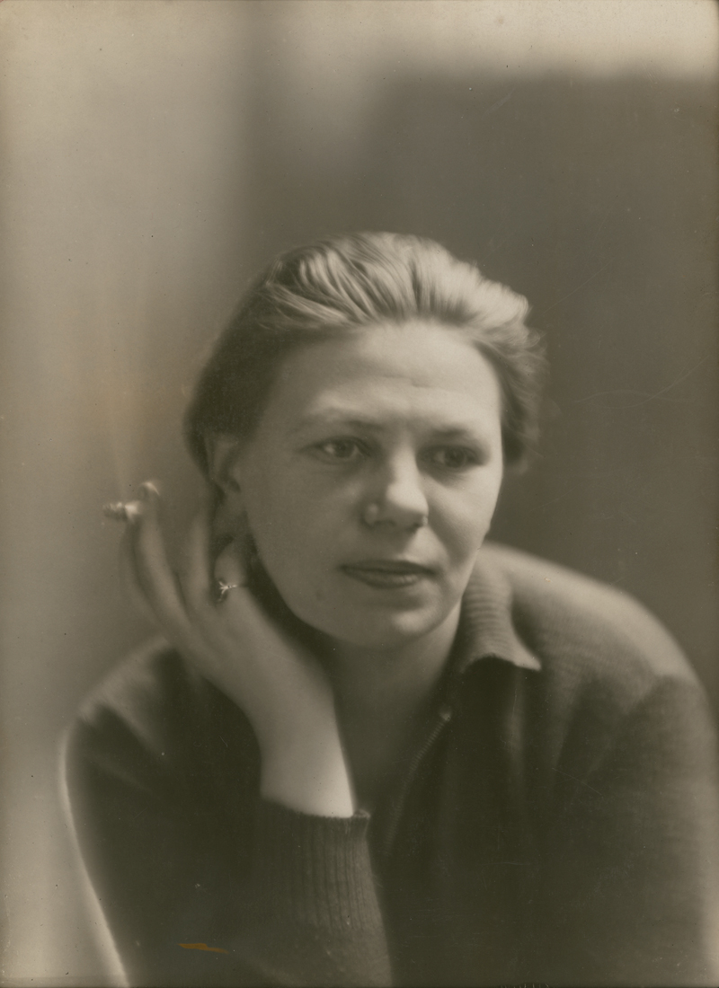 Germaine Krull, Autoportrait, Paris, 1927