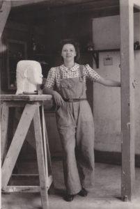 Juana Muller — AWARE Women artists / Femmes artistes