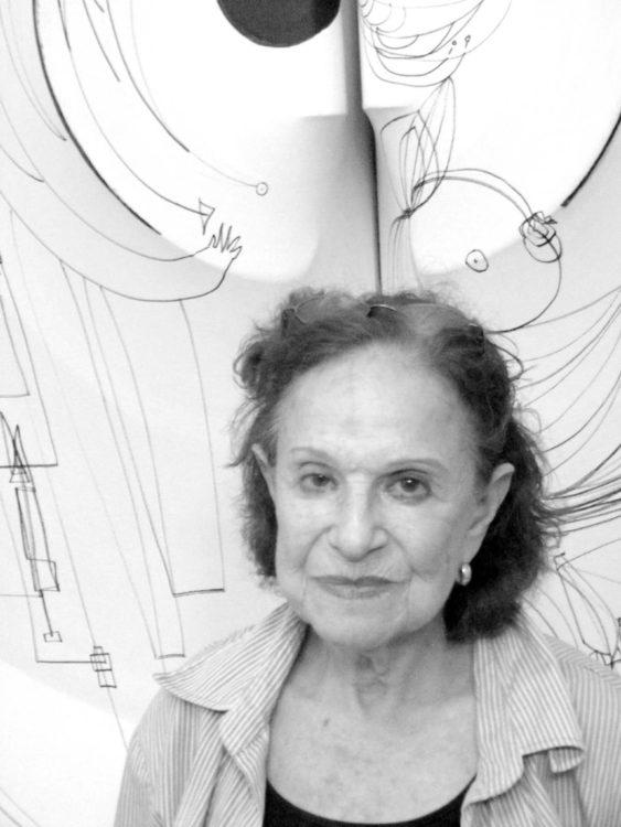 Zilia Sánchez - AWARE