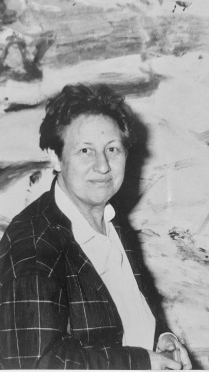 Marthe Wéry - AWARE
