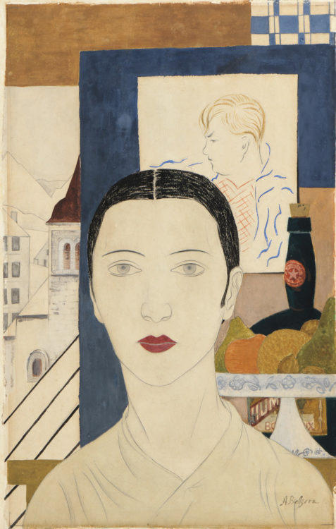 Aleksandra Beļcova — AWARE Women artists / Femmes artistes